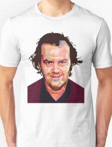 JACK NICHOLSON THE SHINING GRAPHIC ART TSHIRT Unisex T-Shirt