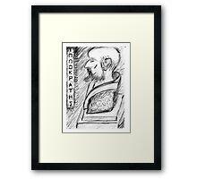 Hippocrates Framed Print
