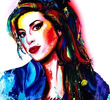 """My colors for Amy"" by IsabelSalvador"