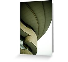 Curvaceous Greeting Card