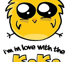I'm in love with the KOKO by MasterOfShirts