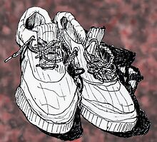 my old running shoes...  by James Lewis Hamilton