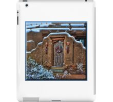 Southwest Christmas iPad Case/Skin