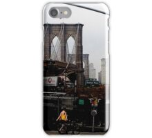 Brooklyn Bridge Shall Set Your Free iPhone Case/Skin