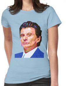 JOE PESCI GOODFELLAS GRAPHIC ART TSHIRT Womens Fitted T-Shirt