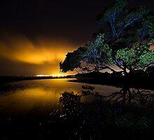 Light painting by Chris Lofqvist