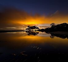 Morning lights by Chris Lofqvist