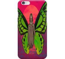 SUNSET BUTTERFLY iPhone Case/Skin