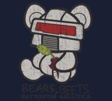 Bears Beets Battlestar Galactica Baby Tee