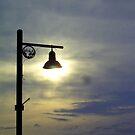 Lamp Post Sunlight by Sunshinesmile83