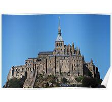 Mont St-Michel  Poster