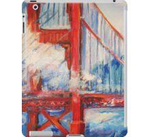 Golden Gate Tower iPad Case/Skin