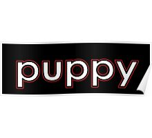 puppy Poster