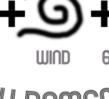 Earth, Wind & Fire Equation Sticker