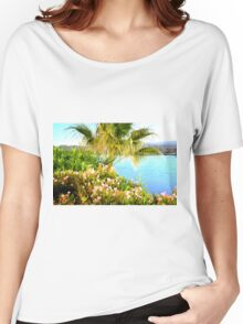 Scenic Laughlin Women's Relaxed Fit T-Shirt