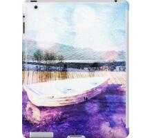 painterly boat iPad Case/Skin