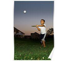 Swing Batter Poster