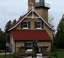 2011 Lighthouses of NE Wisconsin by eaglewatcher4
