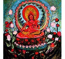 Red Tara. Photographic Print