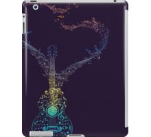 Guitar and Music Notes 2 iPad Case/Skin