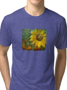 Flowers for Fun T-Shirt Tri-blend T-Shirt