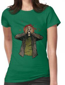 skullboyheadache Womens Fitted T-Shirt