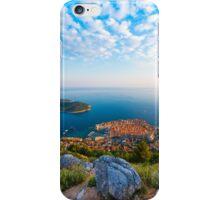 DUBROVNIK 01 iPhone Case/Skin