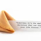 Fortune Cookie Wisdom - 2 by 1773