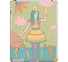 Birdies iPad Case/Skin