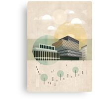 Centenary Square Canvas Print