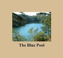 The Blue Pool - Dorset / England by Jacqueline Turton