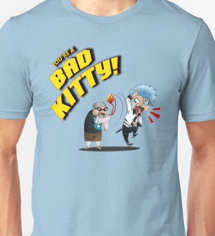 Crazy Cat Lazy Unisex T-Shirt