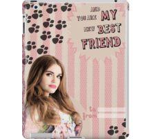 My Teenwolfed Valentine[You're My New Best Friend] iPad Case/Skin
