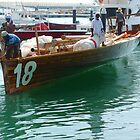 60 ft Racing Dhow in Dubai by Keith Richardson