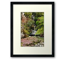 Bubble Bubble... Framed Print