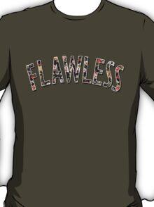 Flawless - Floral Print T-Shirt
