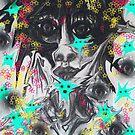 Space Invaders by Carol Berliner