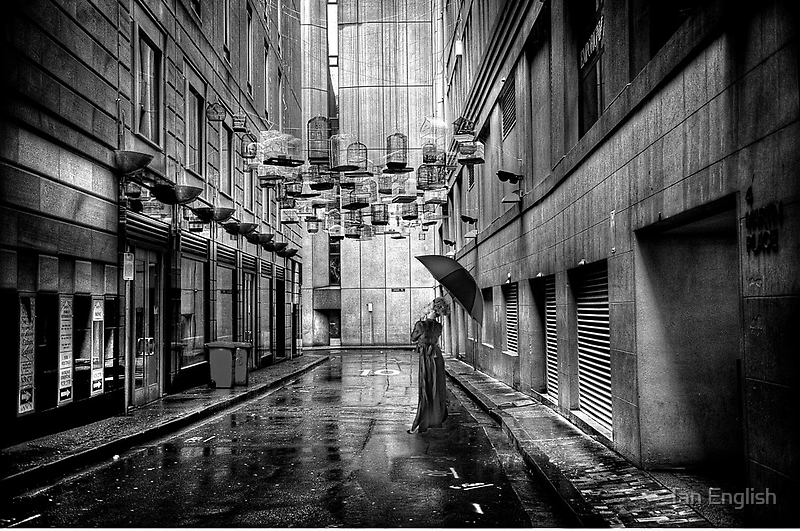 Angel Place by Ian English