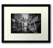 Angel Place Framed Print