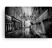 Angel Place Canvas Print