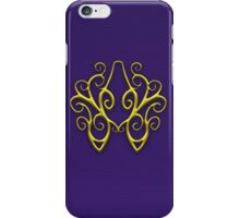 Overlord Logo iPhone Case/Skin