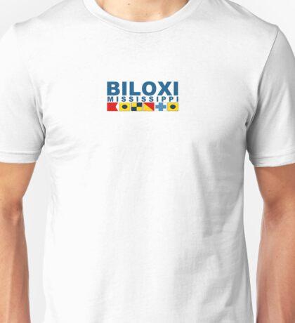Biloxi - Mississippi. Unisex T-Shirt