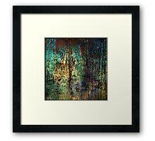 Opal's Fire Framed Print