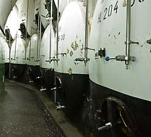 Storage cellar beer by MarekM