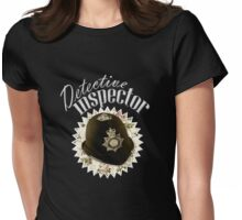 Detective Inspector Womens Fitted T-Shirt