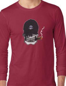 Old Salt Skull and Anchor Long Sleeve T-Shirt