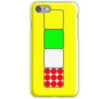 Tour de France Jerseys 2 Yellow iPhone Case/Skin