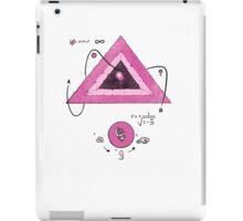 A & B iPad Case/Skin