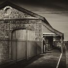 Old Station by Lois Romer