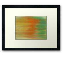 ABSTRACT 720 Framed Print